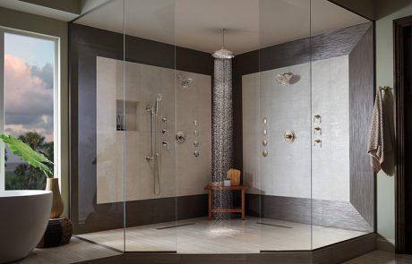 מקלחונים בעיצוב אישי וייחודי